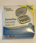 WEIGHT WATCHERS POINTS PLUS CALCULATOR TRACKER NEW