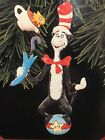 Hallmark Ornament Dr. Seuss Books #1 1999 The Cat in the Hat Fish in Teapot