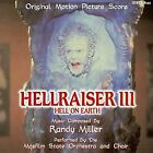 RANDY MILLER - Hellraiser Iii: Hell On Earth - Original Motion Picture - NEW