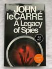 A Legacy of Spies by John Le Carre Hardback 2017 1st edition SIGNED