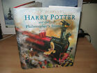Harry Potter  The Philosophers Stone J K Rowling Jim Kay Signed illustrated HB