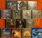 Savatage- Complete Studio Discography + Live (14 CD Lot) Metal Church, Sanctuary
