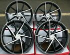 18 alloy wheels fit infiniti m45 m37 m35 m30 jx35 i35 i30 g37 g35 Ayr 03 VF bp