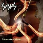 SADUS - Elements Of Anger - CD - Import - **Mint Condition** - RARE