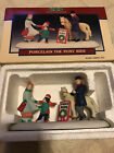 THE PONY RIDE 1997 Lemax Collection Christmas Snow Village Accessory
