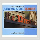 JOHN MARSHALL - Live At 'le Pirate' - CD - **BRAND NEW/STILL SEALED**