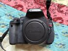 Canon EOS Rebel T3i EOS 600D 180MP Digital SLR Camera Body + Charger Good Used