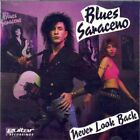 BLUES SARACENO - Never Look Back - CD - **Mint Condition**
