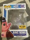 Bing Bong (invisible) Funko Pop Hot Topic Exclusive , Inside Out