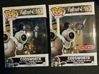 Codsworth #163 Funko Pop! Fallout 4 Lot of 2 - Common and Target Exclusive