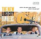 NEW LOST CITY RAMBLERS - 50 Years: Where Do You Come From Where Do You Go - NEW