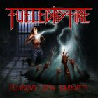 FUELED BY FIRE - Plunging Into Darkness - CD - Import - RARE