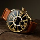 Rare watch Mens watch Monopol pocket watch in art deco case and dial Luxury gift