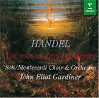 G.F. HANDEL - Handel: Ways Of Zion Do Mourn - CD - **BRAND NEW/STILL SEALED**