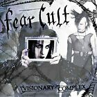 FEAR CULT - Visionary Complex - CD - **BRAND NEW/STILL SEALED** - RARE