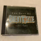 Great White CD -The Best of Great White 1986-1992 - 1993 Release, Capitol/EMI