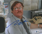 STEPHEN ROOT SIGNED 'OFFICE SPACE' MILTON 8x10 PHOTO ACTOR BECKETT COA BAS