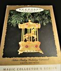 1994 Hallmark Keepsake Ornament ~ Tobin Fraley Holiday Carousel ~ Lights