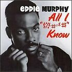 EDDIE MURPHY - All I (----#) Know - CD - **Mint Condition**