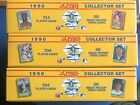 1990 SCORE BASEBALL COMPLETE FACTORY SEALED SETS LOT OF 3 FRESH FROM CASE