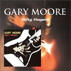 GARY MOORE - Dirty Fingers - CD - Original Recording Remastered - Mint Condition