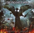 BENEDICTUM - Seasons Of Tragedy - CD - **BRAND NEW/STILL SEALED** - RARE