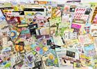 HUGE 148 PC LOT Scrapbooking Embellishments All Occasion Mixed Variety NEW