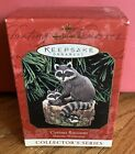 HALLMARK 1999 CURIOUS RACCOONS 3RD MAJESTIC WILDERNESS