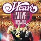 HEART - Alive In Seattle - 2 CD - Hybrid Sa - Dsd - **Excellent Condition**