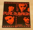 PURE RUBBISH 'PURE RUBBISH' PROMO CD