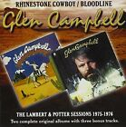 GLEN CAMPBELL - Rhinestone Cowboy: Bloodline - CD - *BRAND NEW/STILL SEALED*