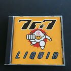 7 Red 7 Liquid CD 1997 Jarrett Records Thrilling Episode Starring 7 Red 7 Rare