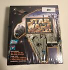 STAR WARS 1997 - VEHICLES - Factory Sealed TOPPS Trading Card Hobby Box TOP COW