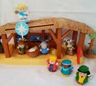 Fisher Price Little People Catalog Exclusive Nativity Deluxe Playset Christmas