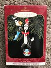 Hallmark Keepsake The Cat In The Hat 1st In Dr. Seuss Books Series Ornament 1999