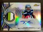 2015 Topps Finest Football Cards - Review Added 49