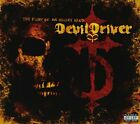DEVILDRIVER - Fury Of Our Maker's Hand - 2 CD - **Mint Condition** - RARE