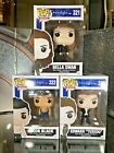 Funko Pop Twilight Set Mint Jacob Bella Edward