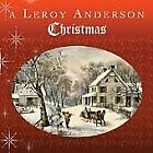 LEROY ANDERSON - Leroy Anderson Christmas - CD - **Mint Condition**