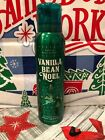 Body Works VANILLA BEAN NOEL Full Size SHIMMER FIZZ Body Lotion DELICIOUS