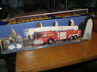 Sunoco 1995 Collector Edition Aerial Tower Fire Truck NEW With Lights Sound NIB