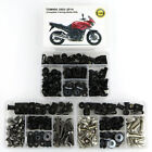 Steel Fairing Cowling Bolt Fasteners Kit Screws Nut For Yamaha TDM900 2002-2014