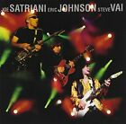 ERIC JOHNSON JOE SATRIANI STEVE VAI - G3 - Live In Concert - CD - SEALED/NEW
