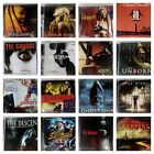 Horror Movie Soundtrack collection - Lost Boys Carrie Chucky ... - 21 pcs!