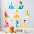 Dancing Princess Castle Wall Stickers For Kids Room Living Room Window Cartoon