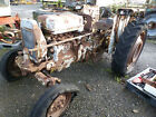 A PAIR OF MASSEY FERGUSON 65 TRACTORS FOR SPARE PARTS 1300 for the Pair