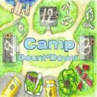 Camp Countdown by Beanie (2014, Paperback)