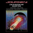 JOURNEY - Live In Houston 1981: Escape Tour - CD - Extra Tracks - **SEALED/NEW**