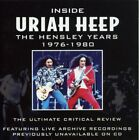 URIAH HEEP - Critical Review: Hensley Years - 1976-1980 - CD - **SEALED/NEW**
