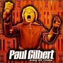 PAUL GILBERT - King Of Clubs - CD - **Excellent Condition**
